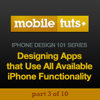 Designing Apps That Use All Available iPhone Fuctionality