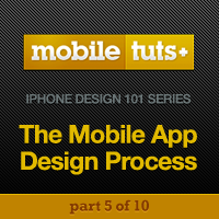 The Mobile Design Process