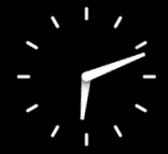 An Android Clock Control