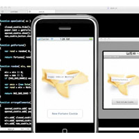 Appcelerator SDK: Adding Shake, Toggle, and Random Strings to Fortune Crunch
