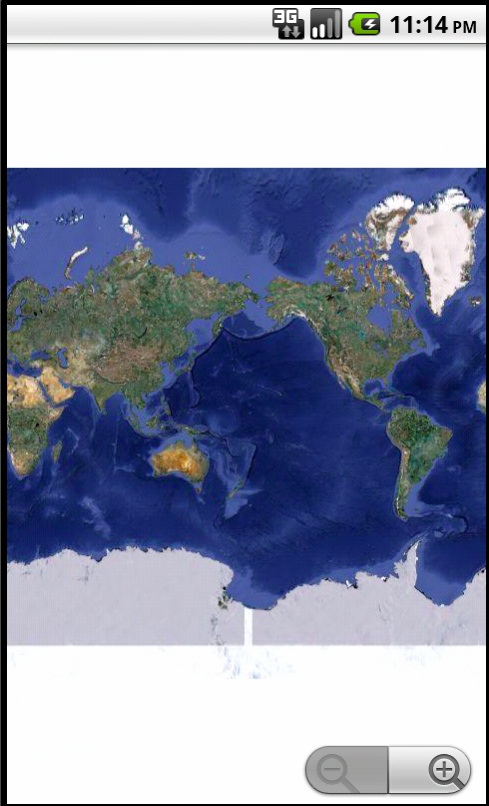 Google World View