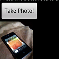 Android SDK Quick Tip: Launching the Camera