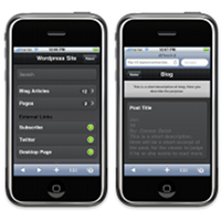 Mobile WordPress Theming: Day 2