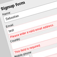 Create an SMS Signup Form: Part 2