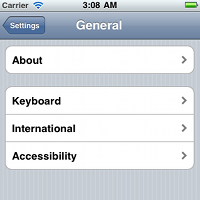 iOS SDK: Working With UINavigationController