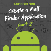 Android SDK: Build a Mall Finder App – Points of Interest