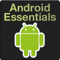 Android Essentials: Create a Mirror