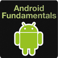 Android Fundamentals: Picking App Components