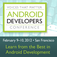 <em>Voices That Matter: Android Conference</em> Giveaway &#038; Discount