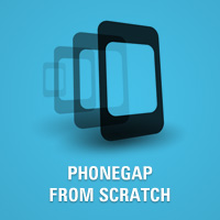 PhoneGap From Scratch: App Template
