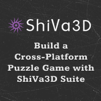 Build a Cross-Platform Puzzle Game with ShiVa3D Suite