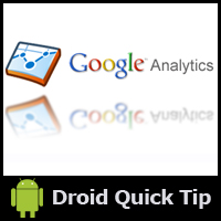 Android SDK: Enabling Google Analytics to Gather App Statistics
