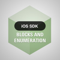 iOS SDK: Blocks and Enumeration
