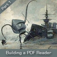 Building an iPad Reader for <em>War of the Worlds</em>