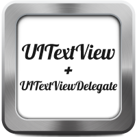 iOS SDK: UITextView & UITextViewDelegate