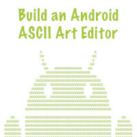 Build an ASCII Art Editor: Save and Delete ASCII Pictures
