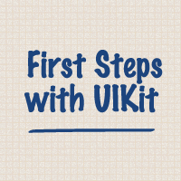First Steps with UIKit