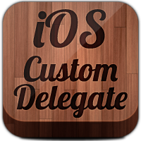 iOS SDK: Custom Delegates