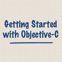Getting Started with Objective-C